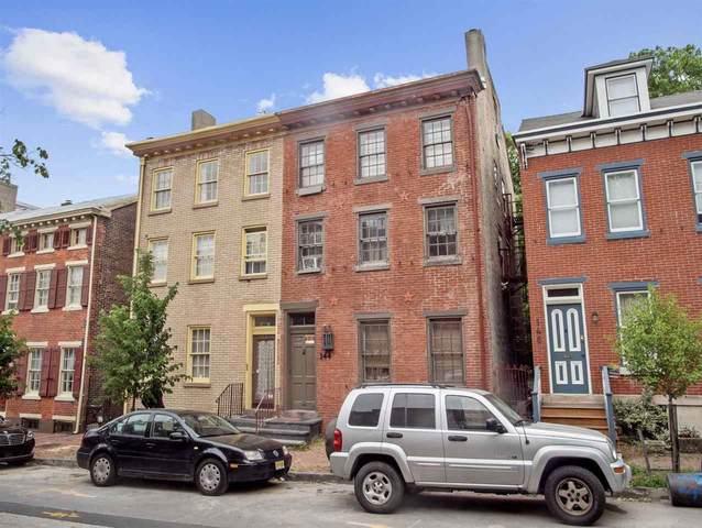 147 Mercer St, TRENTON, NJ 08611 (MLS #202008781) :: The Trompeter Group