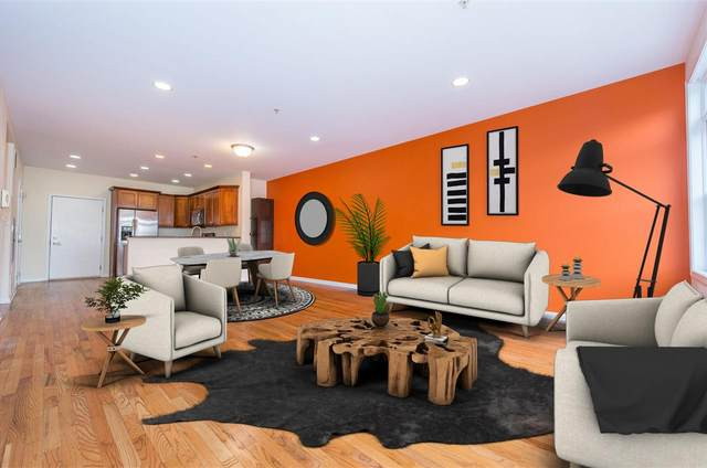 9252 Kennedy Blvd #302, North Bergen, NJ 07047 (MLS #202008848) :: The Trompeter Group