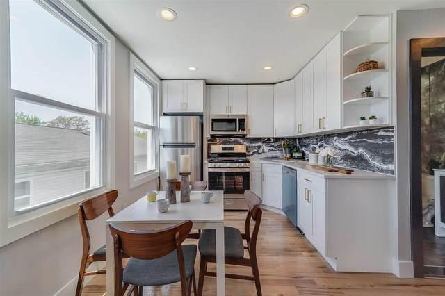 129 Griffith St #3, Jc, Heights, NJ 07307 (MLS #202008933) :: Hudson Dwellings