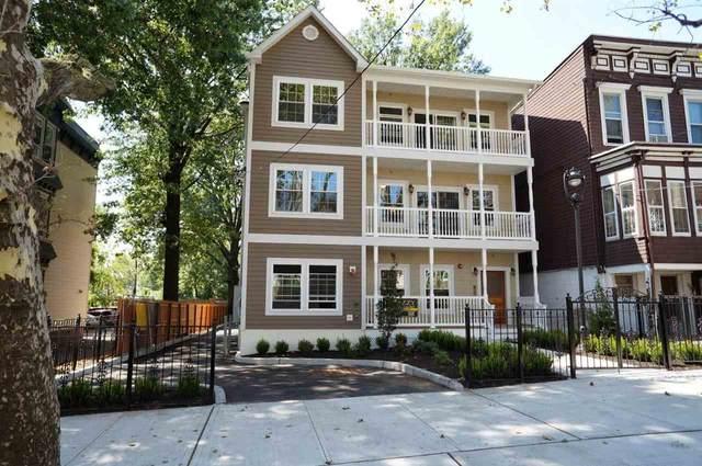 13 Sherman Pl #301, Jc, Heights, NJ 07307 (MLS #202009115) :: Hudson Dwellings