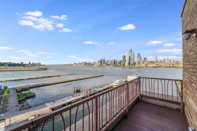 2 Constitution Ct #1203, Hoboken, NJ 07030 (#202009162) :: Proper Estates