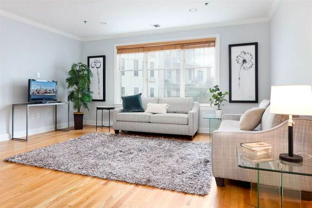 82 Clinton St 2G, Hoboken, NJ 07030 (#202009176) :: Proper Estates