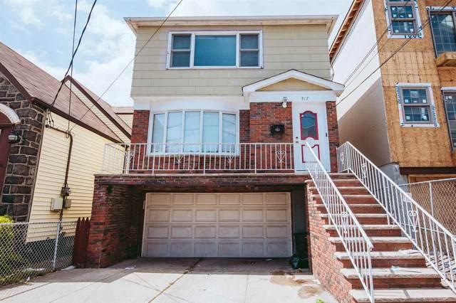 517 Liberty Ave, Jc, Heights, NJ 07307 (MLS #202009190) :: Hudson Dwellings