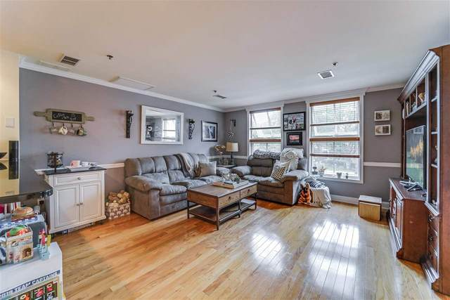 812 Grand St #305, Hoboken, NJ 07030 (#202009221) :: NJJoe Group at Keller Williams Park Views Realty