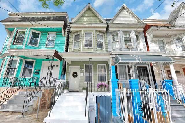 118A Grant Ave, Jc, Bergen-Lafayett, NJ 07305 (MLS #202009277) :: Team Braconi | Prominent Properties Sotheby's International Realty