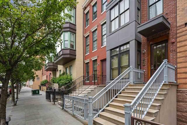 111 Tidewater St 4B, Jc, Downtown, NJ 07302 (MLS #202009427) :: Team Francesco/Christie's International Real Estate