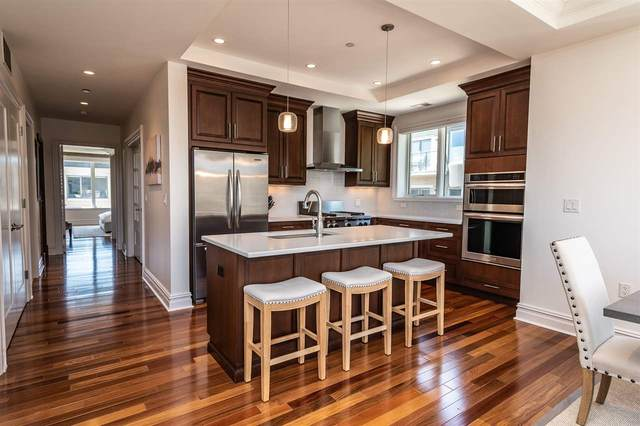 250 Henley Pl #404, Weehawken, NJ 07086 (MLS #202009469) :: Team Francesco/Christie's International Real Estate