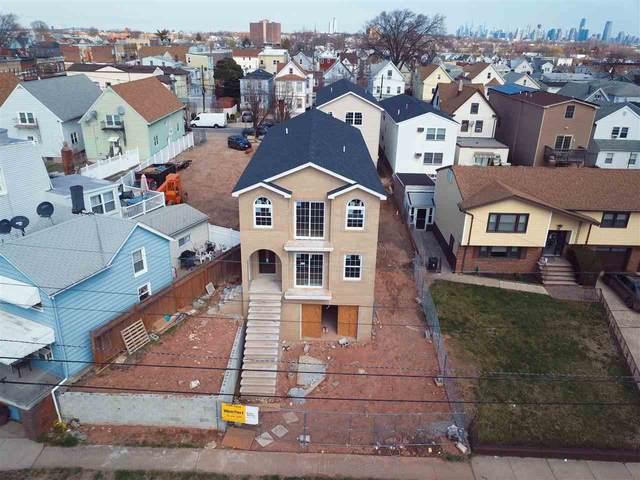 43 West 49Th St, Bayonne, NJ 07002 (#202009508) :: Daunno Realty Services, LLC