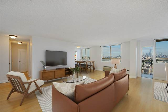 100 Manhattan Ave #01207, Union City, NJ 07087 (#202009536) :: Daunno Realty Services, LLC