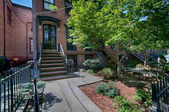 267 4TH ST #1, Jc, Downtown, NJ 07302 (MLS #202009671) :: The Sikora Group