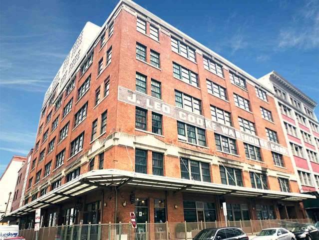 140 Bay St 4G, Jc, Downtown, NJ 07302 (MLS #202009768) :: RE/MAX Select