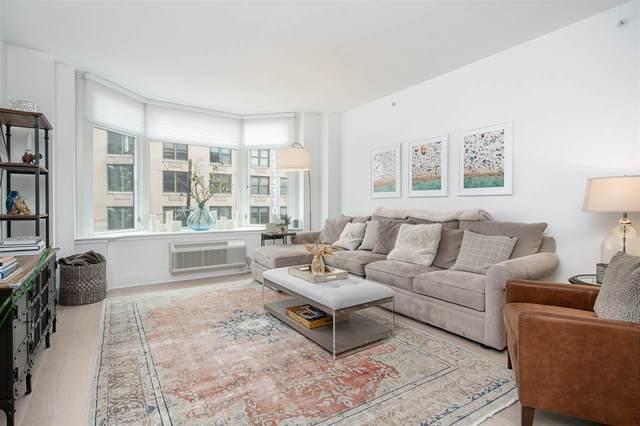 1400 Hudson St #433, Hoboken, NJ 07030 (MLS #202009834) :: The Bryant Fleming Real Estate Team