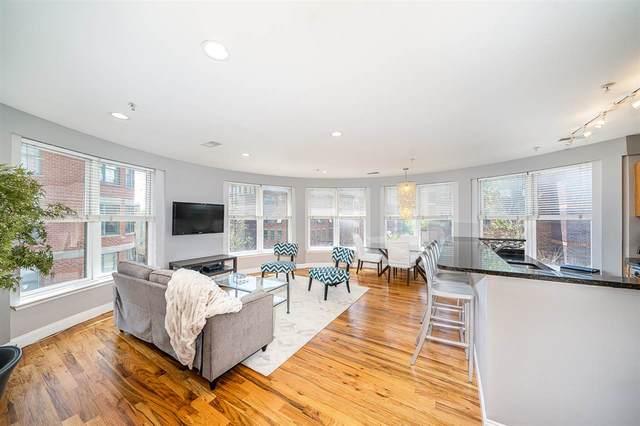 400 9TH ST W4g, Hoboken, NJ 07030 (MLS #202009844) :: RE/MAX Select