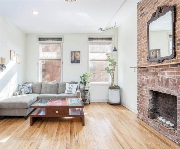 264 7TH ST G, Hoboken, NJ 07030 (MLS #202009848) :: RE/MAX Select