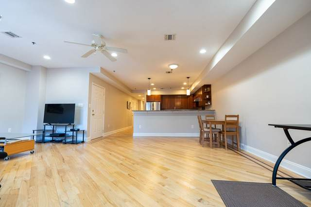 113 Clinton St #3, Hoboken, NJ 07030 (MLS #202009900) :: The Sikora Group