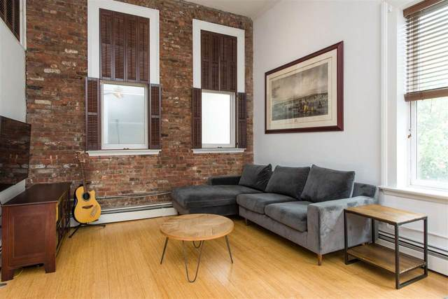 107 6TH ST, Hoboken, NJ 07030 (MLS #202009992) :: The Sikora Group