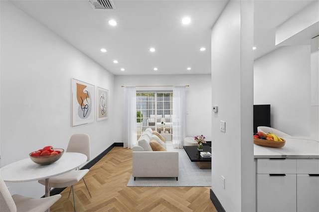 1108 Hudson St #1A, Hoboken, NJ 07030 (MLS #202010074) :: The Sikora Group
