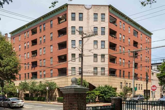 1001 Clinton St 3G, Hoboken, NJ 07030 (MLS #202010096) :: The Sikora Group