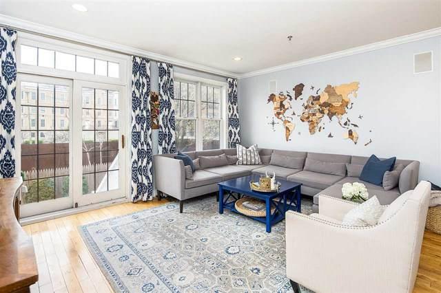 624 Monroe St 2B, Hoboken, NJ 07030 (MLS #202011357) :: Hudson Dwellings