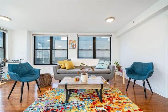 4301 Park Ave 3D, Union City, NJ 07087 (MLS #202011566) :: Hudson Dwellings