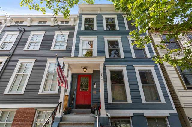 151 Sussex St #3, Jc, Downtown, NJ 07302 (MLS #202011656) :: The Trompeter Group