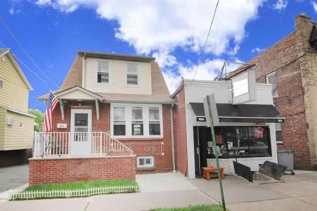 264-266 Davis Ave, Kearny, NJ 07032 (MLS #202011801) :: RE/MAX Select