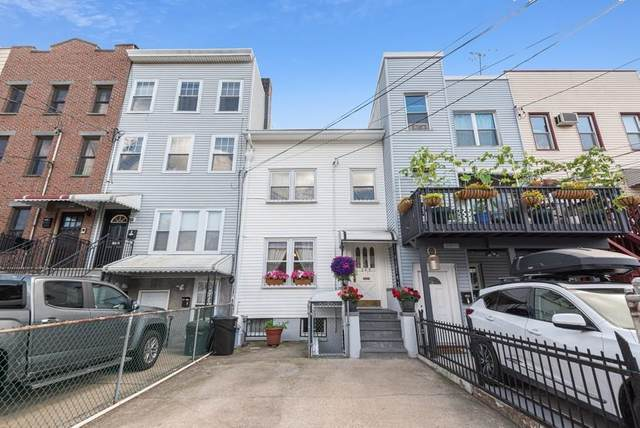 349 5TH ST, Jc, Downtown, NJ 07302 (MLS #202012290) :: The Trompeter Group
