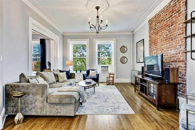 232 Montgomery St #3, Jc, Downtown, NJ 07302 (MLS #202012343) :: The Trompeter Group