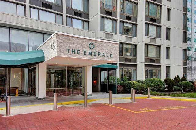 45 River Dr South #1511, Jc, Downtown, NJ 07310 (MLS #202012380) :: The Trompeter Group