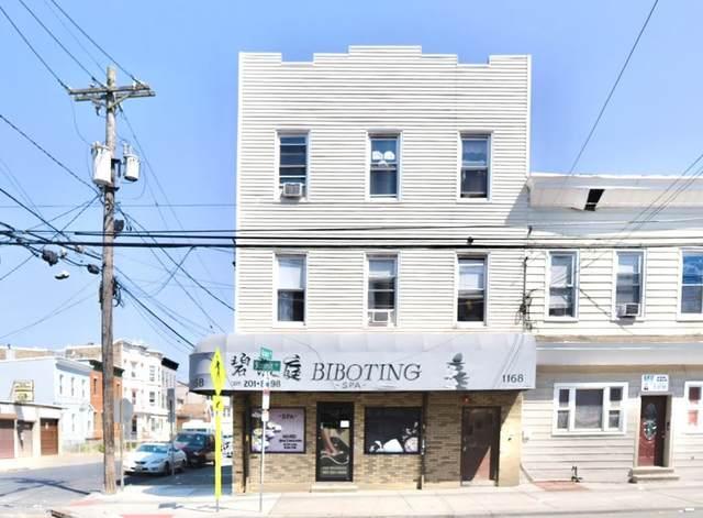 1168 Summit Ave, Jc, Heights, NJ 07307 (MLS #202012393) :: Hudson Dwellings