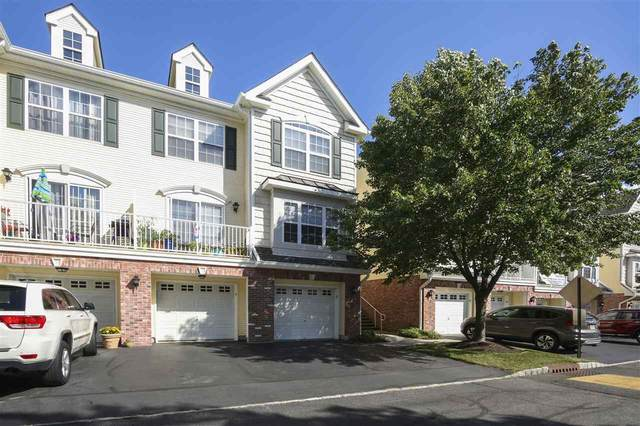 44 Boatworks Dr Th, Bayonne, NJ 07002 (MLS #202012397) :: The Dekanski Home Selling Team
