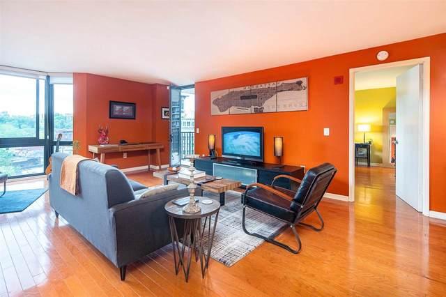 700 Grove St 7D, Jc, Downtown, NJ 07310 (MLS #202012524) :: Hudson Dwellings