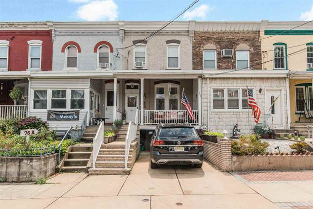 78 West 53Rd St, Bayonne, NJ 07002 (MLS #202012586) :: The Dekanski Home Selling Team
