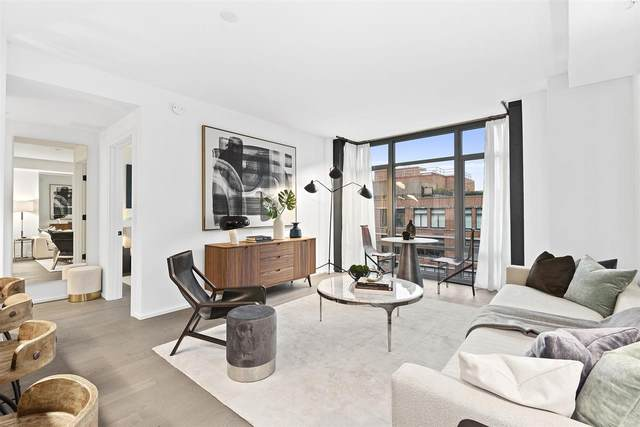 1425 Hudson St 7C, Hoboken, NJ 07030 (MLS #202012592) :: The Bryant Fleming Real Estate Team