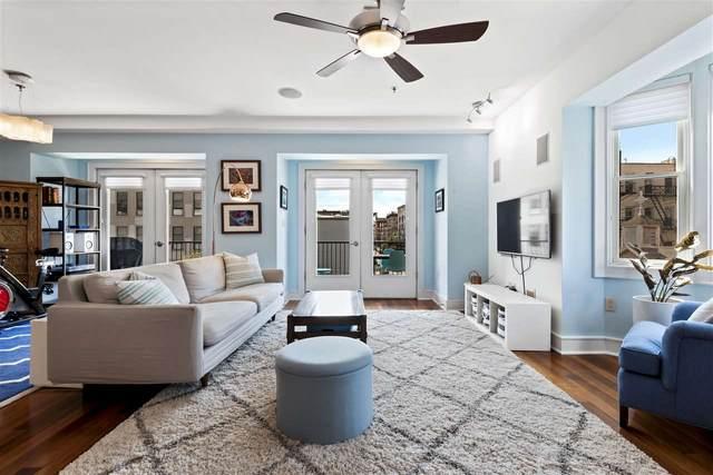 501 Monroe St #3, Hoboken, NJ 07030 (MLS #202012595) :: The Bryant Fleming Real Estate Team