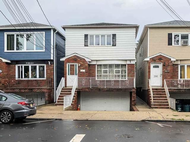 289 Boyd Ave, Jc, West Bergen, NJ 07304 (MLS #202012622) :: Hudson Dwellings