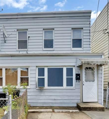 78 Corbin Ave, Jc, Journal Square, NJ 07306 (MLS #202012624) :: The Trompeter Group