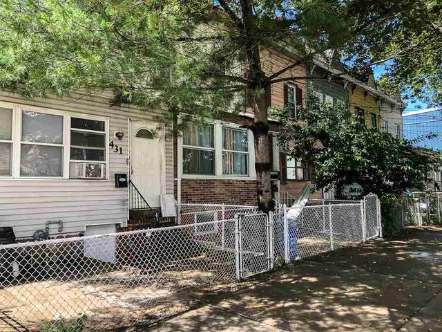 431 Mallory Ave, Jc, Journal Square, NJ 07306 (MLS #202012625) :: The Trompeter Group