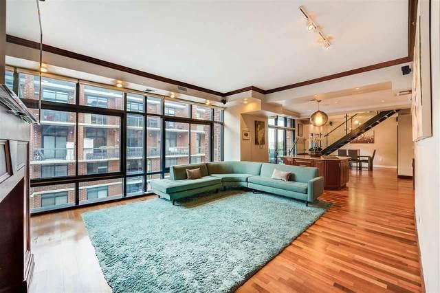 700 1ST ST 16B/17B, Hoboken, NJ 07030 (MLS #202012678) :: The Bryant Fleming Real Estate Team
