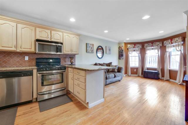15 Jefferson Ave 3A, Jc, Heights, NJ 07306 (MLS #202012690) :: The Trompeter Group