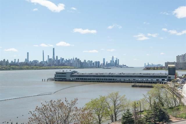 6203 City Pl #6203, Edgewater, NJ 07020 (MLS #202012701) :: Team Francesco/Christie's International Real Estate
