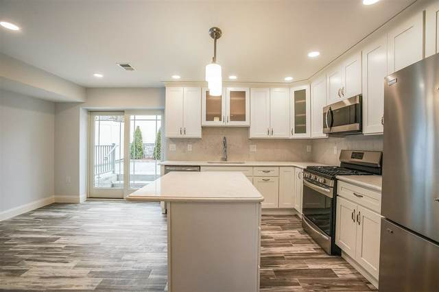 245 Sherman Ave 1A, Jc, Heights, NJ 07307 (MLS #202012742) :: Hudson Dwellings