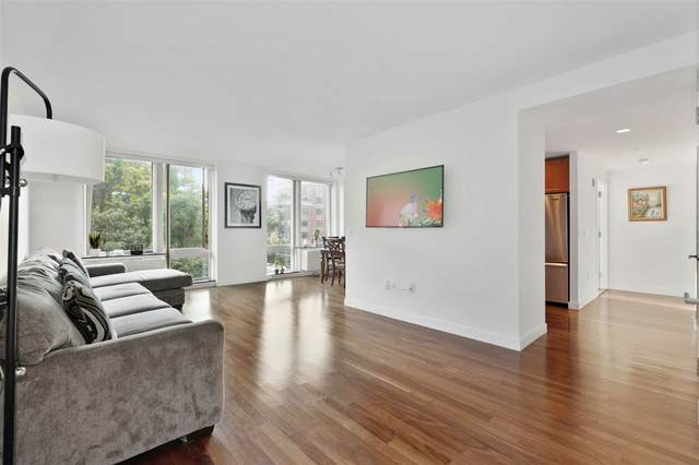 25 Hudson St #410, Jc, Downtown, NJ 07302 (MLS #202012757) :: Hudson Dwellings
