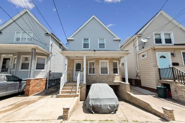 121 West 13Th St, Bayonne, NJ 07002 (MLS #202012788) :: Hudson Dwellings