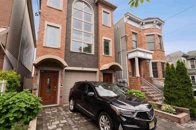 99 Leonard St #1, Jc, Heights, NJ 07307 (MLS #202012791) :: Hudson Dwellings