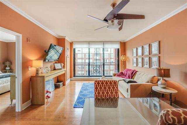 1025 Maxwell Lane #909, Hoboken, NJ 07030 (MLS #202012798) :: The Bryant Fleming Real Estate Team