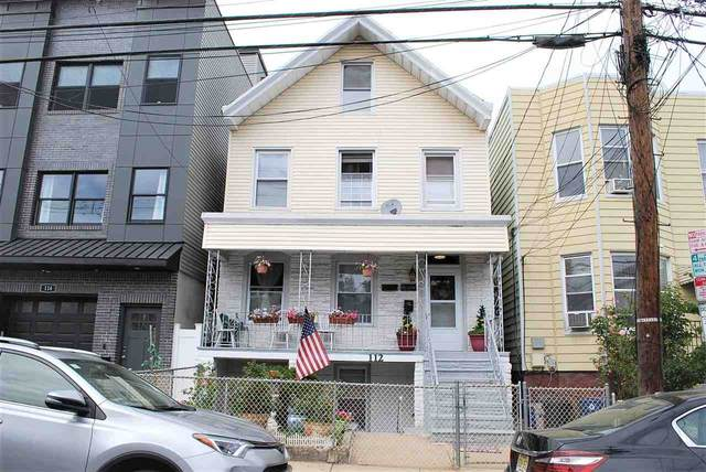 112 Bleecker St, Jc, Heights, NJ 07307 (MLS #202012799) :: The Dekanski Home Selling Team