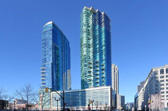 77 Hudson St #1213, Jc, Downtown, NJ 07302 (MLS #202012815) :: The Dekanski Home Selling Team