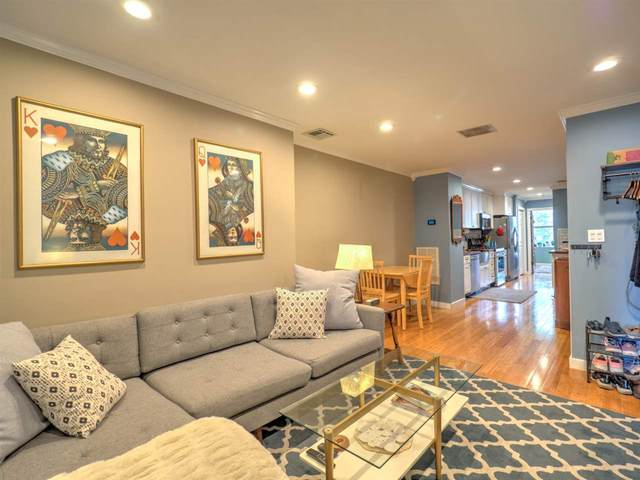 249 New York Ave #202, Jc, Heights, NJ 07307 (MLS #202012866) :: The Trompeter Group