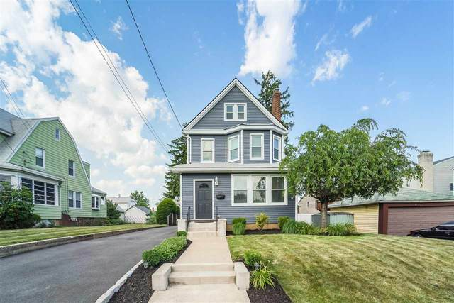 315 Lawrence Ave, Hasbrouck Heights, NJ 07604 (#202012909) :: Daunno Realty Services, LLC